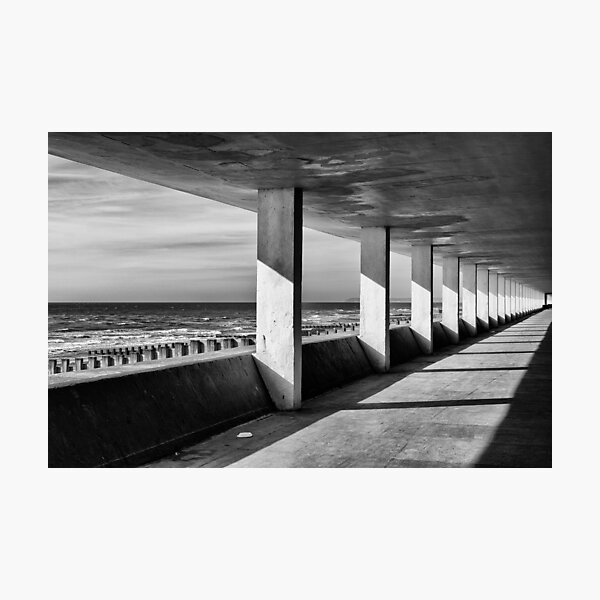 Bottle Alley, Hastings Photographic Print