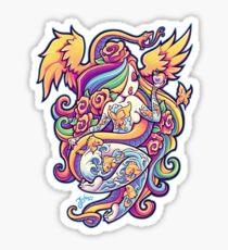 Genesis Sticker