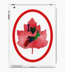 Nova Scotia Proud iPad Case/Skin