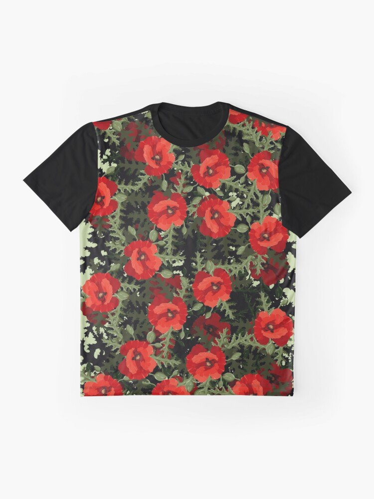 Alternative Ansicht von Strauß Grafik T-Shirt