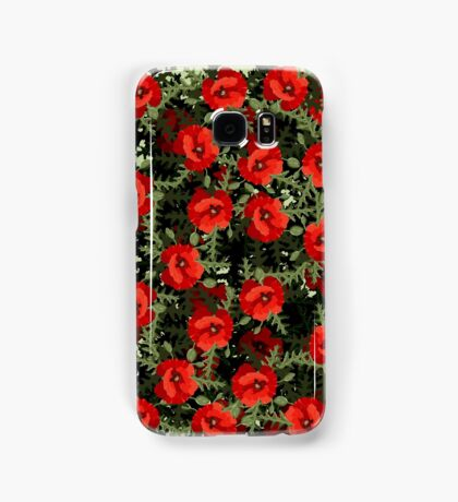Bouquet Samsung Galaxy Case/Skin