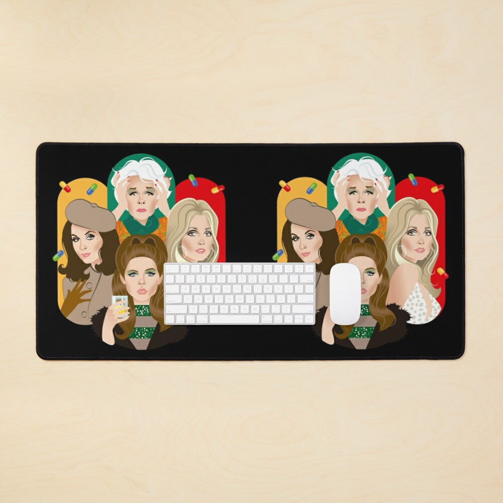Dolls Mouse Pad