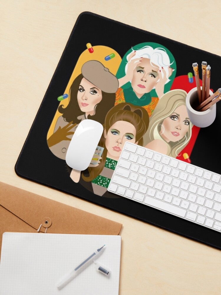 Alternate view of Dolls Mouse Pad