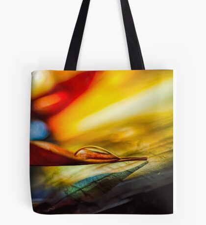 Agate Point Tote Bag