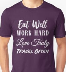 Tips for a great life Unisex T-Shirt