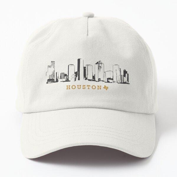 Houston, Texas Skyline Dad Hat