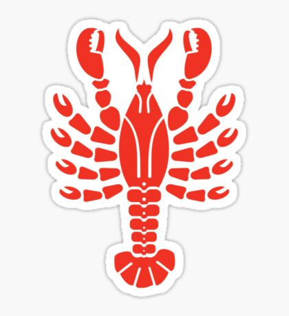 Lobster VRS2 Sticker