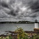 Salem Lighthouse by Colleen Drew