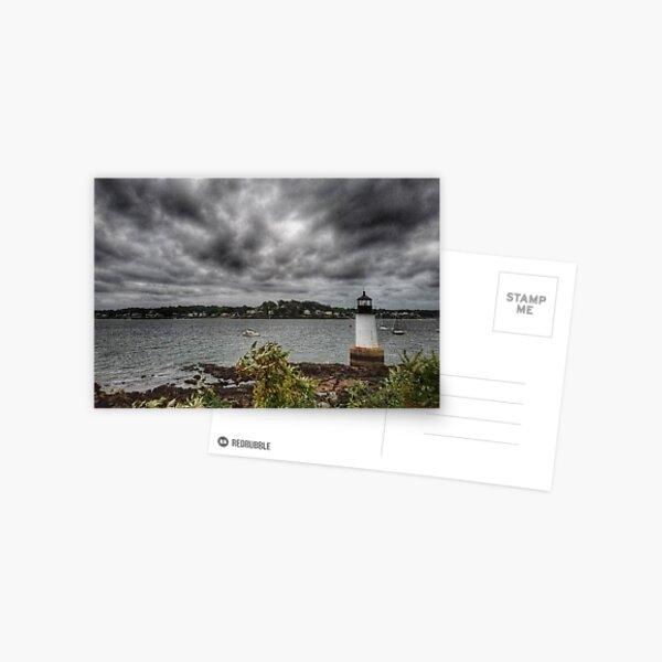 Salem Lighthouse Postcard