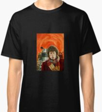 Doctor Who by Terry Oakes Classic T-Shirt