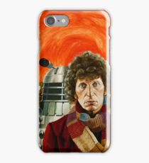 Doctor Who by Terry Oakes iPhone Case/Skin
