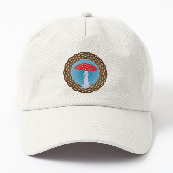 Celtic Fly Agaric Dad Hat