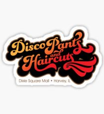 Disco Pants and Haircuts - The Blues Brothers Sticker