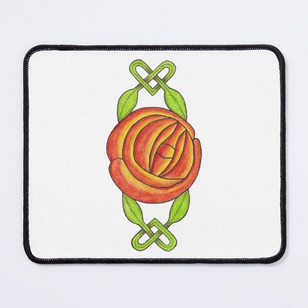Valentine Rose Mouse Pad