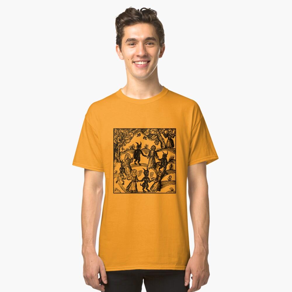 Bailar con el demonio Camiseta clásica
