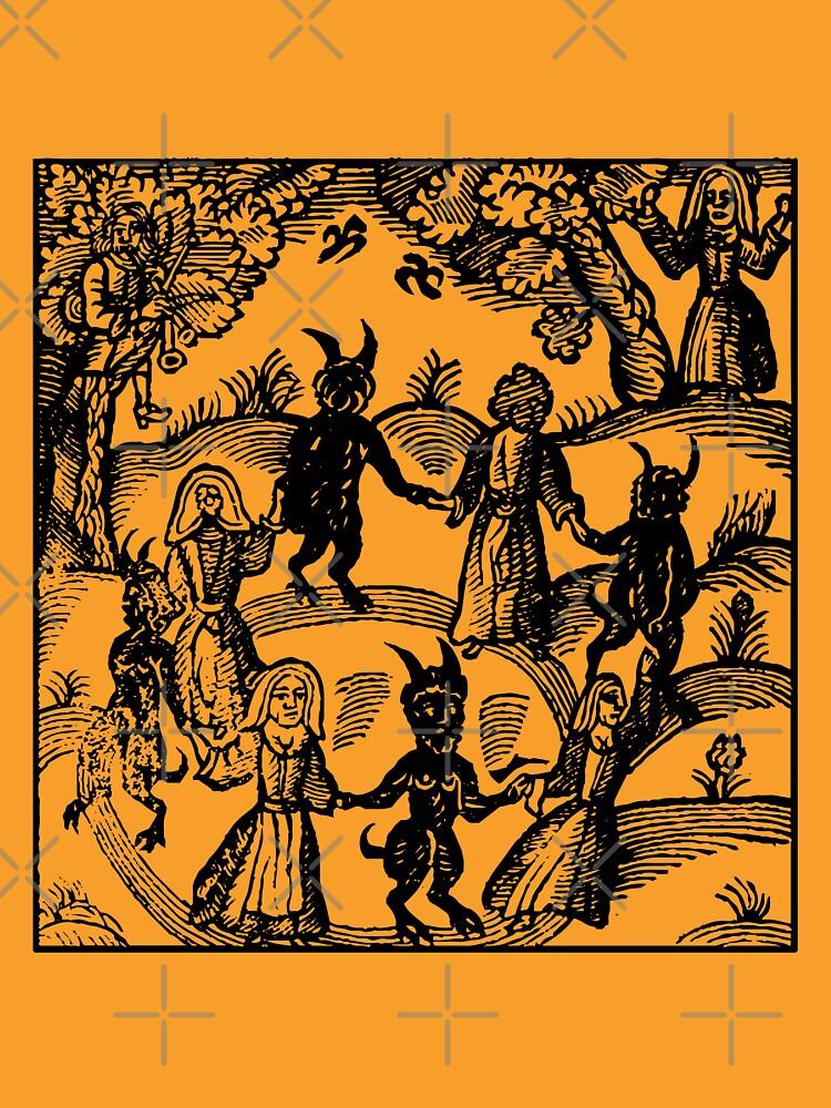Bailar con el demonio de TheWhiteBear