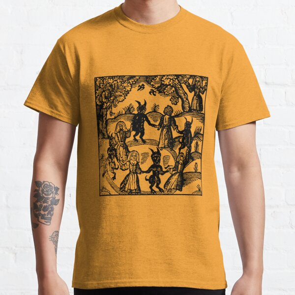 Dance with the Devil  Classic T-Shirt