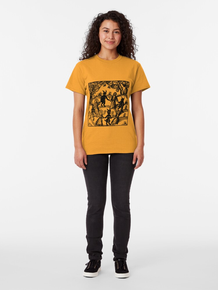 Alternate view of Dance with the Devil  Classic T-Shirt