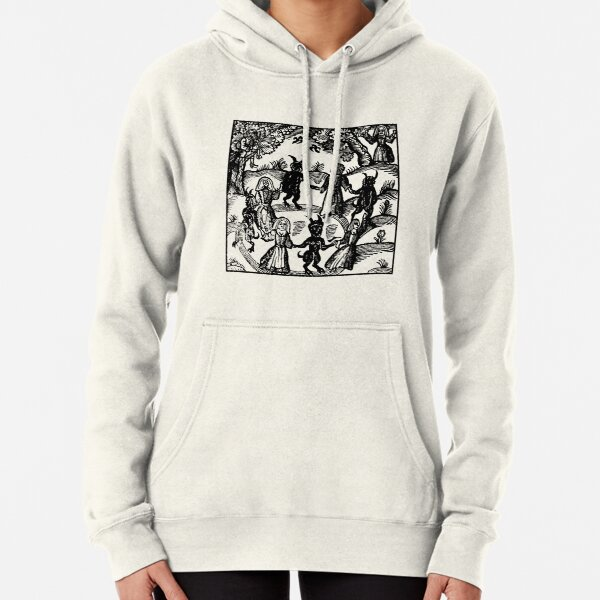 Dance with the Devil  Pullover Hoodie