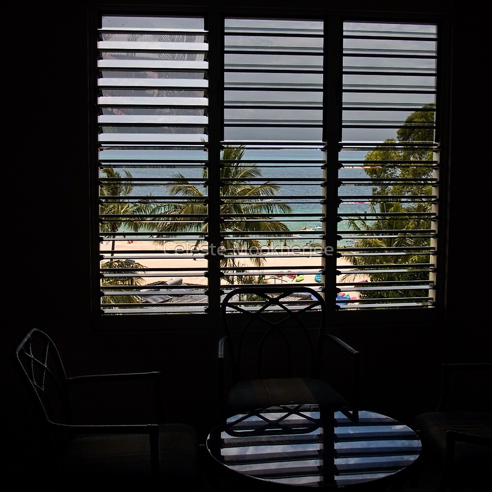 Room with a view by Celeste Mookherjee