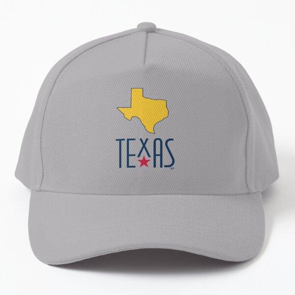 Symbols of Texas - Texas Baseball Cap