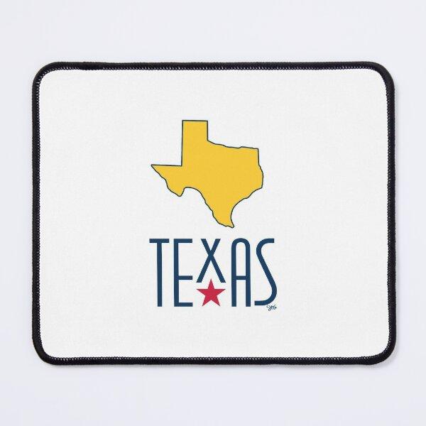 Symbols of Texas - Texas Mouse Pad