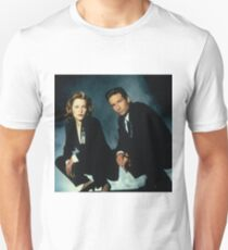 X-Files -Mulder and Scully T-Shirt