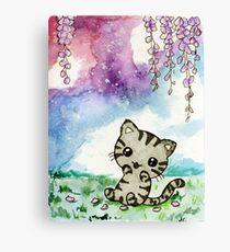 Chibi Nala Kitty Canvas Print