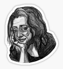 Zaha Hadid Sticker
