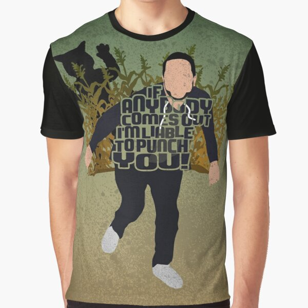 Liable To Punch You Graphic T-Shirt