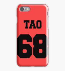 EXO:Tao- Baseball Jersey  iPhone Case/Skin