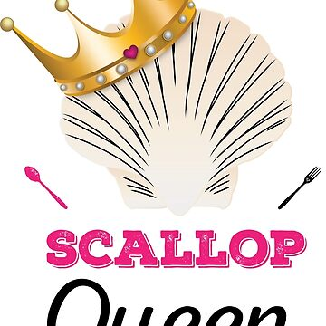 Scallop Queen by mrmagoofl