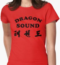 Dragon Sound - Miami Connection's newest house band! Womens Fitted T-Shirt