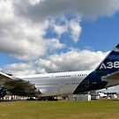 Airbus A380 by JMaxFly