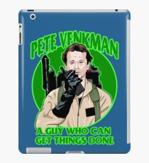 Pete Venkman iPad Case/Skin
