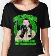 Pete Venkman Women's Relaxed Fit T-Shirt