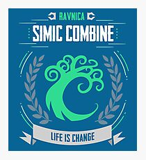 MTG: Simic Combine Photographic Print
