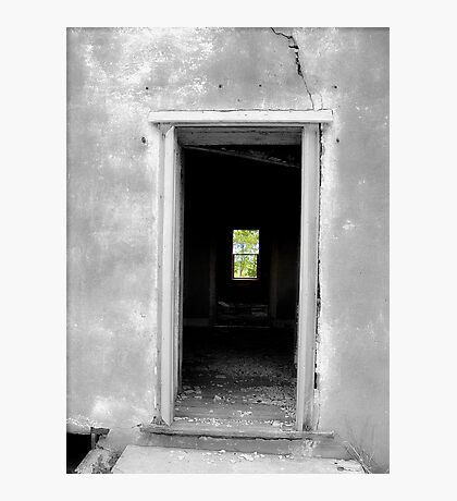 Looking In, Looking Out. Photographic Print