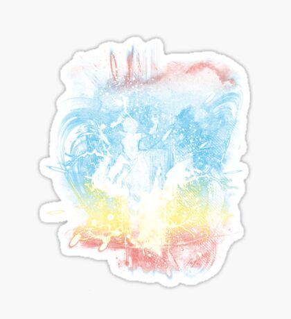 elemental storm 2 Sticker