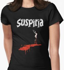 Suspiria Women's Fitted T-Shirt