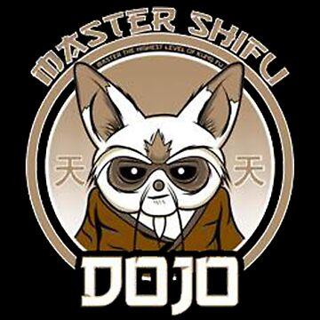 Master Shifu From Kung Fu Panda by Lukeee4