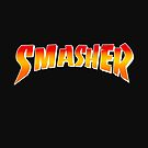 Smasher by mrspaceman