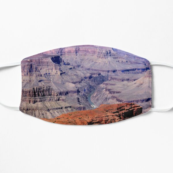 Colorado River--Sculptor of the Grand Canyon Flat Mask