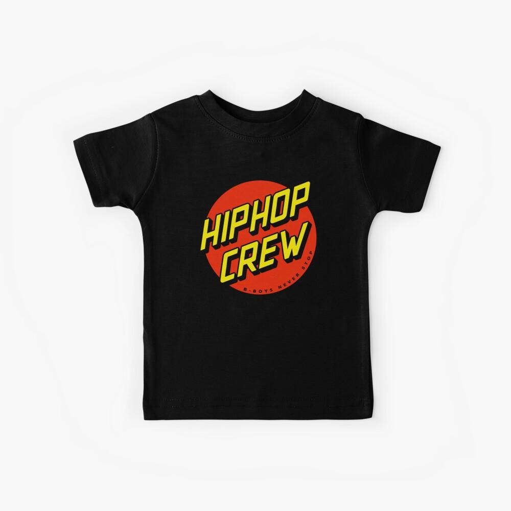 Hip Hop Crew Kinder T-Shirt
