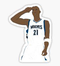 Kevin Garnett Sticker