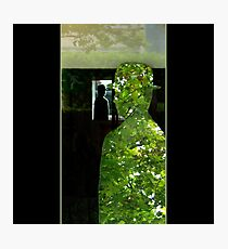 Through Magritte Photographic Print