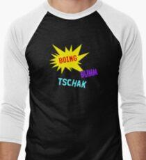 Boing Buum Tschak! Men's Baseball ¾ T-Shirt