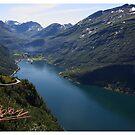 Gerianger Fiord . Norway . © Dr.Andrzej Goszcz. by © Andrzej Goszcz,M.D. Ph.D