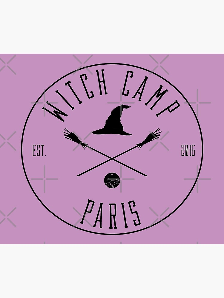 Witch Camp Paris (black) by siyi
