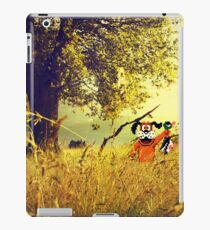 Nintendo Duck Hunt (no HUD) retro pixel art iPad Case/Skin